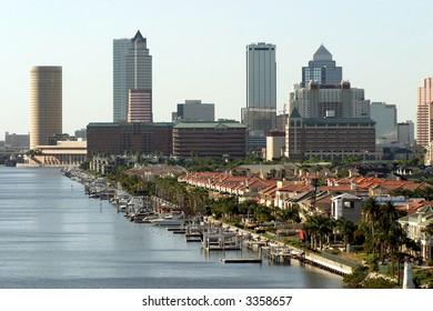 Tampa downtown, Florida