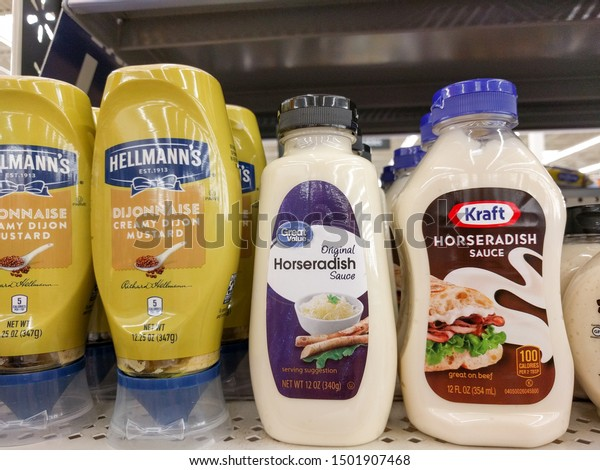 Tampa Fl 8112019 Kraft Heinz Nasdaq Stock Photo Edit Now 1501907468