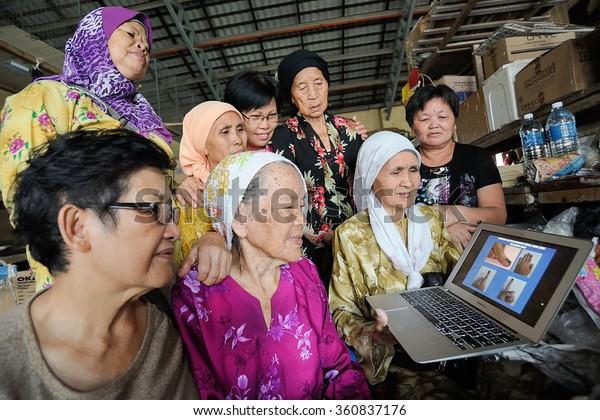 Tamparuli Sabah Malaysia Apr 6 2013a Miscellaneous Stock Image 360837176