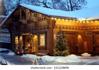 Finland Christmas Market 2019.Similar Images Stock Photos Vectors Of Romantic Christmas
