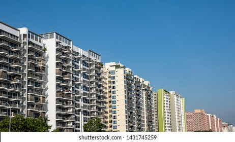 Tampines east, Singapore, June 23 2019; Most in-demand housing estate in Singapore