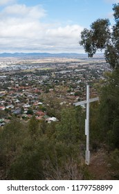 Tamworth from the lookout on the oxley scenic lookout