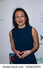 Tan Kheng Jua arrives at The Rafi 2019 Pre-Oscars Gifting Lounge at the Waldorf Astoria Hotel, Beverly Hills, CA on Feb. 22, 2019.