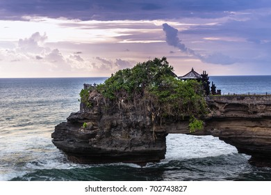 Tanah Lot, bali's famous sea temple