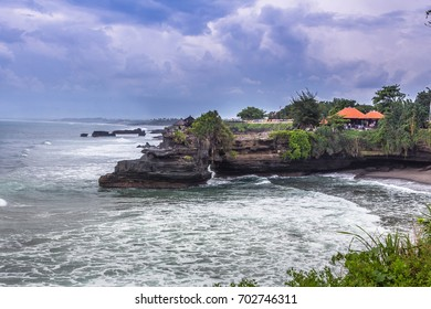 Tanah Lot, bali's famous sea temple