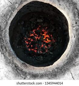 Tandoor is a cylindrical clay or metal oven used in cooking and baking in Northern Indian subcontinent. The tandoor is used for cooking in Southern, Central and Western Asia