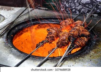 how to make chicken tandoori in gas