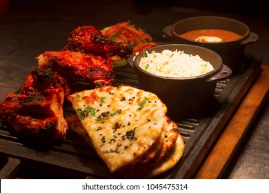 Tandoori Chicken, Pune, India