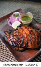 Tandoori Pomfret Fish
