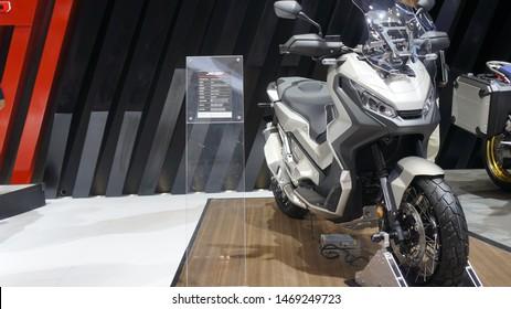 Tangerang, Banten / Indonesia - September 20 2019: New Honda ADV 150