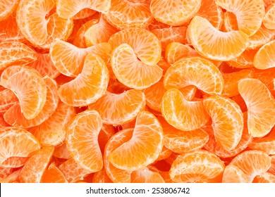 tangerine texture