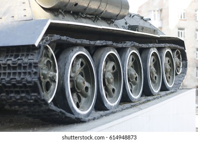 Tank chassis