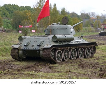 tank, russian the most effective, efficient and influential tank design of the Second World War