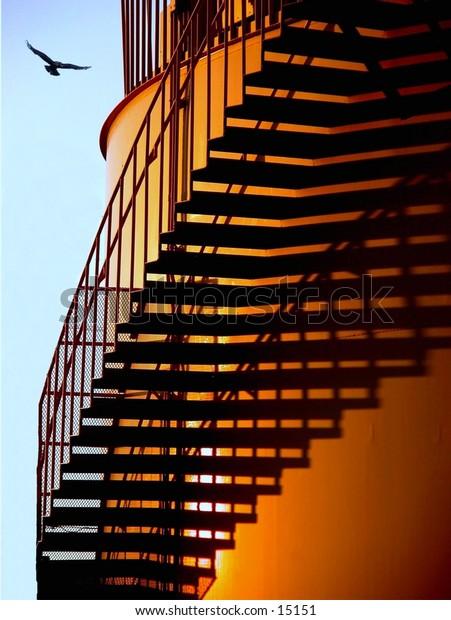 Tank stairs