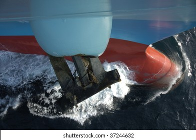 Tanker - ship designed for transporting grude oil