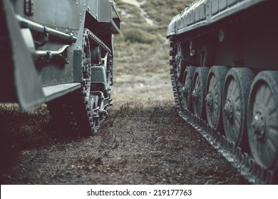 Tanks transmission