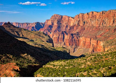 Tanner Trail in Grand Canyon