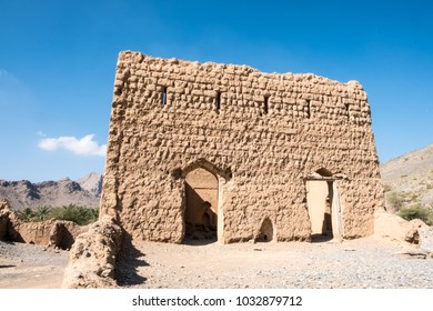 Tanuf ruins, Oman. Tanuf is a village placed almost half-way between two of the largest cities in Al Dakhiliya region of Oman, Nizwa and Bahla, but it is also famous for the historical ruins.