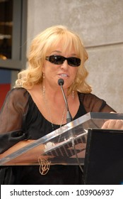 Tanya Tucker at the Ceremony honoring Crystal Gayle with a star on the Hollywood Walk of Fame. Vine Street, Hollywood, CA. 10-02-09