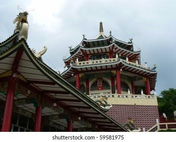 Tao Temple in Cebu, Philippines