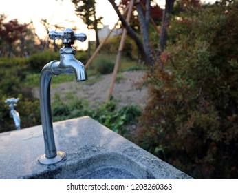 A tap (also spigot or faucet) is a valve controlling the release of a liquid or gas.
