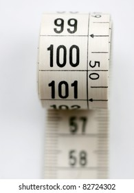 tape measure hundred