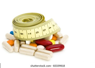 Weight Loss Pills Images Stock Photos Vectors Shutterstock