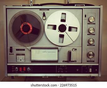 Tape recorder Vintage