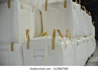Tapioca starch factory