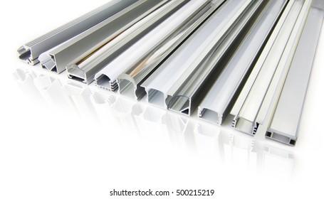 Taplight aluminium profile