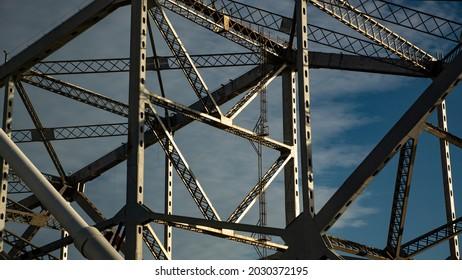 Tappan Zee Bridge, Tarrytown, Westchester County, New York, USA. Stolen place of Munsee Lenape