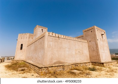 Taqah Caste, Salalah, Dhofar, Sultanate of Oman