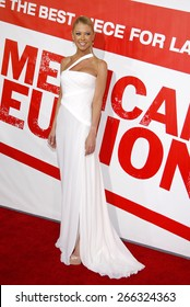 Tara Reid at the Los Angeles premiere of 'American Reunion' held at the Grauman's Chinese Theater in Hollywood on March 19, 2012.