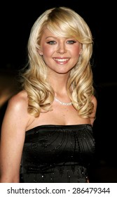 Tara Reid at the Los Angeles premiere of 'The Fountain' held at the Grauman's Chinese Theatre in Hollywood on November 11, 2006.