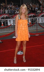 """Tara Reid at the North American premiere of """"Ocean's Thirteen"""" at Grauman's Chinese Theatre, Hollywood. June 6, 2007  Los Angeles, CA Picture: Paul Smith / Featureflash"""