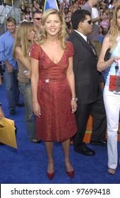 TARA REID at the Teen Choice Awards in Hollywood. Aug 2, 2003  Paul Smith / Featureflash