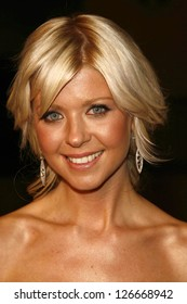 "Tara Reid at The Trevor Project's ""Cracked Xmas 9"" Benefit. The Wiltern LG, Los Angeles, California. December 3, 2006."