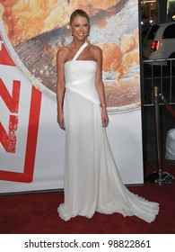 """Tara Reid at the US premiere of her new movie """"American Reunion"""" at Grauman's Chinese Theatre, Hollywood. March 19, 2012  Los Angeles, CA Picture: Paul Smith / Featureflash"""