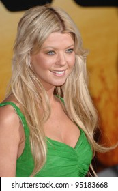 """Tara Reid at the world premiere of """"Wild Hogs"""" at the El Capitan Theatre, Hollywood. February 28, 2007  Los Angeles, CA Picture: Paul Smith / Featureflash"""