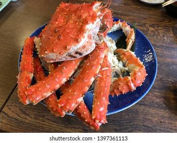 Taraba kani King Crab Hokkaido