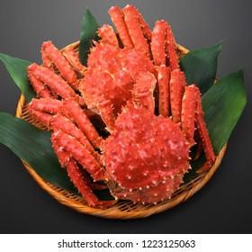 Taraba-gani (red king crab)