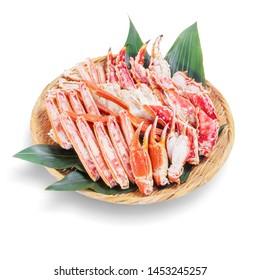 Taraba-gani and Zuwai-gani are both crab