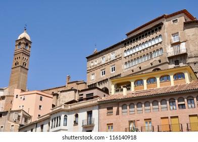 Tarazona, town in Saragossa (Spain)