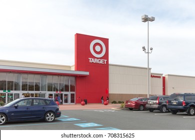 Target store in Allentown, PA, USA. September 3, 2017