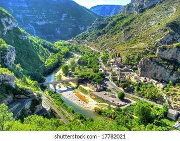 Tarn gorges