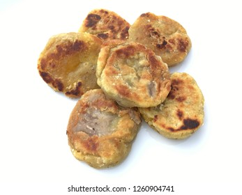Taros Sweet Potatoes Pancakes Chinese Style Stock Photo Edit Now 1260904741