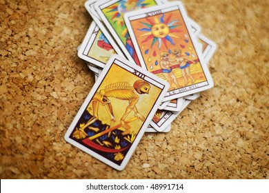 Tarot Cards Images, Stock Photos & Vectors | Shutterstock