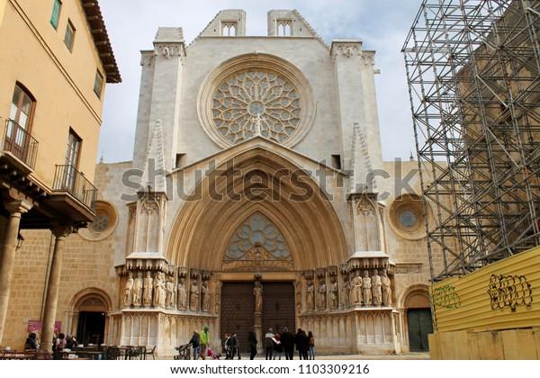 Tarragona Catholic Church, Tarragona, Spain