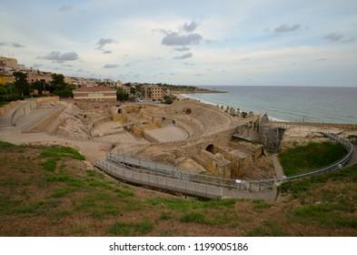 Tarragona Roman Amphitheater - Spain