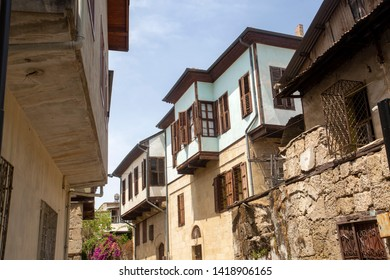 Tarsus / Mersin / Turkey, June 4, 2019, Old Tarsus Houses